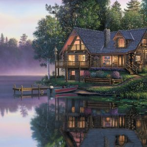 Cabin-Fever-Paint-By-Numbers-For-Adults-Unframed