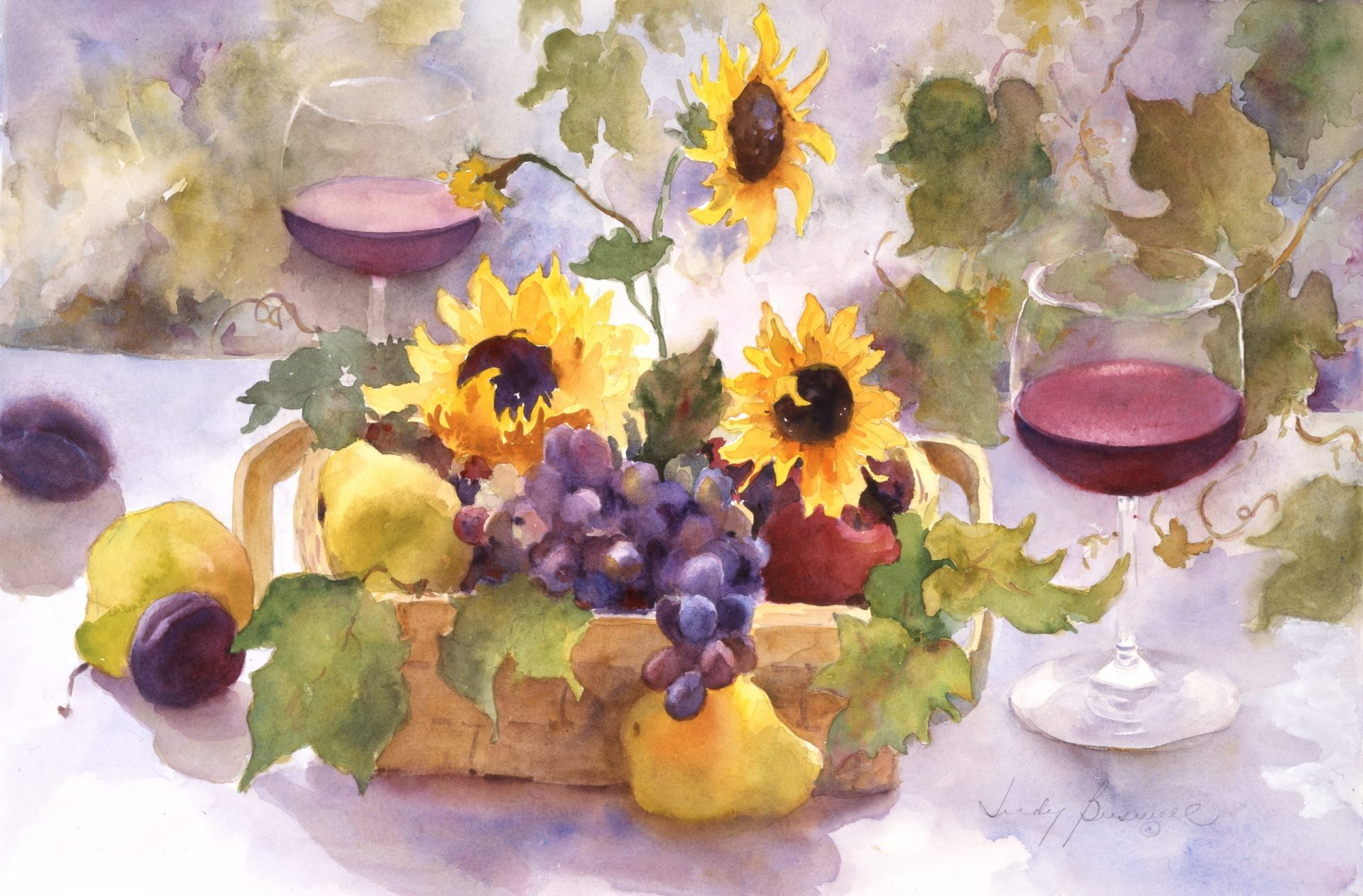 Summer-Wine-Paint-By-Numbers-For-Adults-Unframed