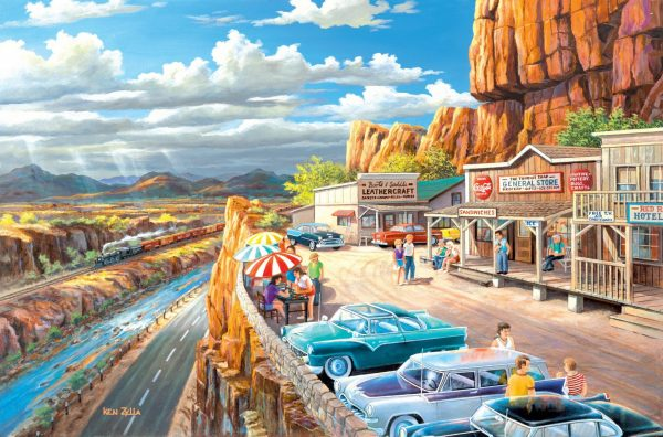 Vacation-in-The-USA-Paint-By-Numbers-For-Adults-Unframed