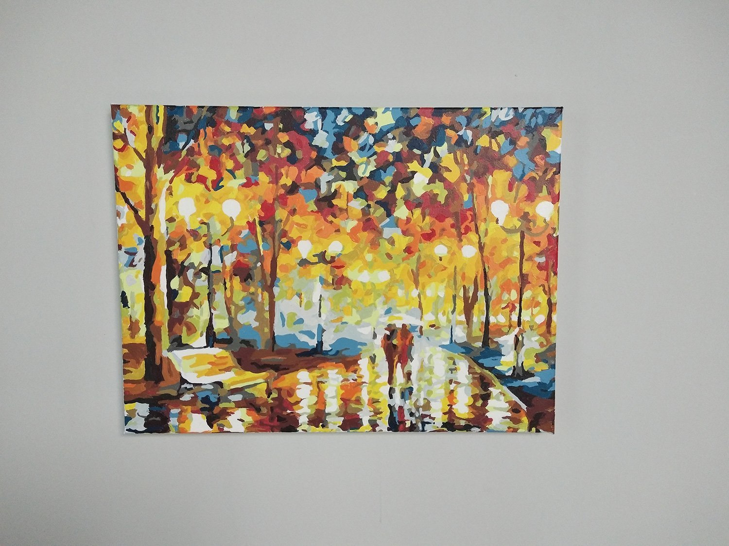 DIY Paint by Numbers for Adults - Customer Masterpiece - Number 1
