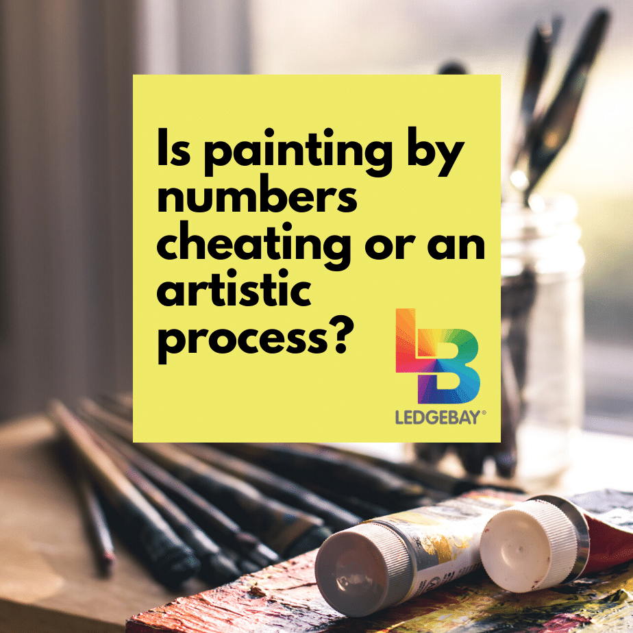 is painting by numbers cheating 1