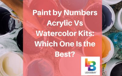Paint by Numbers Acrylic Vs Watercolor Kits: Which One Is the Best?