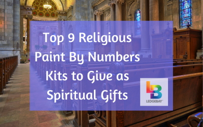 Top 9 Religious Paint By Numbers Kits to Give as Gifts