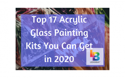 Top 17 Acrylic Glass Painting Kits You Can Get in 2020