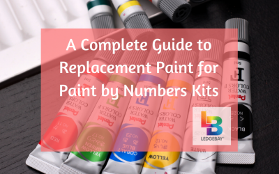 A Complete Guide to Replacement Paint for Paint by Numbers Kits
