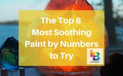 The Top 6 Most Soothing Paint by Numbers to Try