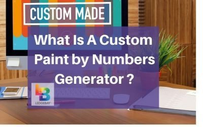 Try This Custom Paint by Numbers Generator: Paint Your Masterpiece!