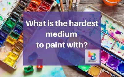 What Is the Hardest Medium to Paint With?