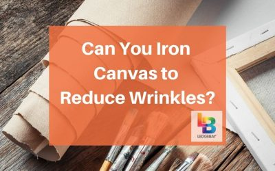Can You Iron Canvas to Reduce Wrinkles?