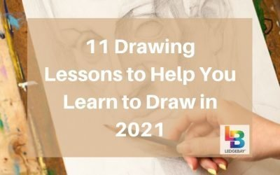 11 Drawing Lessons to Help You Learn to Draw in 2021