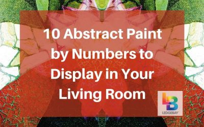 10 Abstract Paint by Numbers To Display In Your Living Room