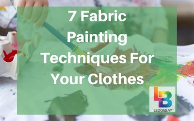 Fabric Painting Techniques For Your Clothes