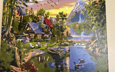 Jennifer – Mountain Paradise – Masterpiece