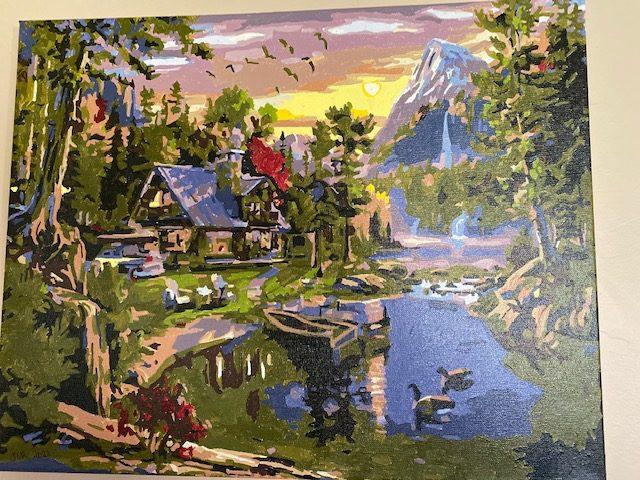 Mountain Paradise - Jennifer