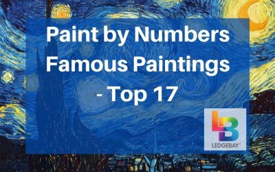 Paint By Numbers Famous Paintings – Top 17