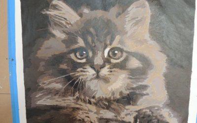 Anita N – Cat – Masterpiece