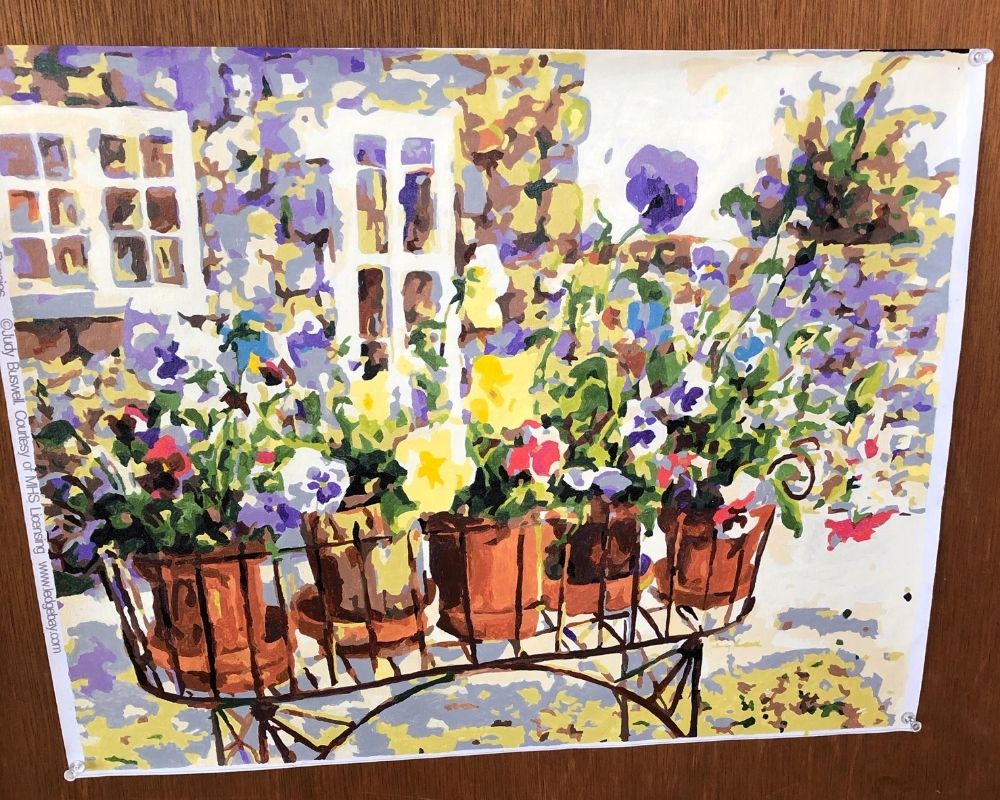 Sally R - Ritas Pansies - Masterpiece (1)