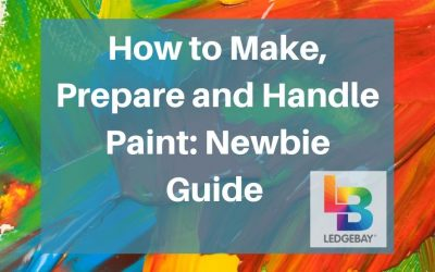 How to Make, Prepare, and Handle Paint: Newbie Guide