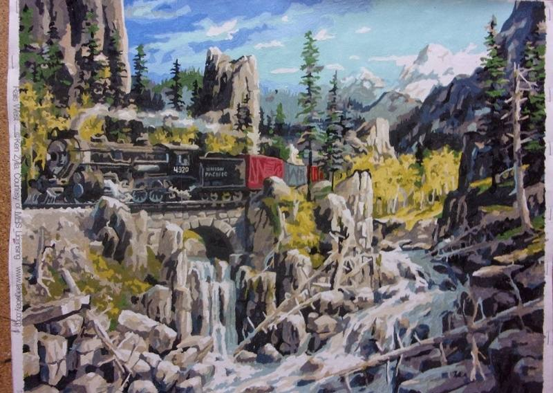 Rails West-Henry H-Masterpiece