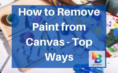 How to Remove Paint from Canvas – Top Ways