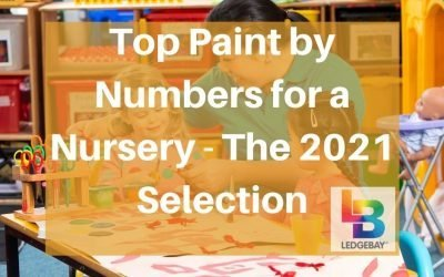 Top Paint By Numbers For a Nursery – The 2021 Selection