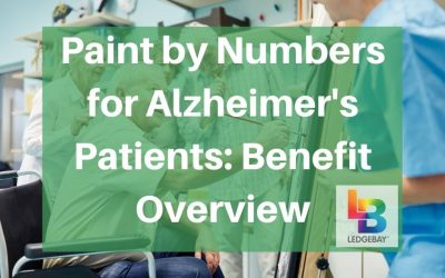 Paint by Numbers for Alzheimers Patients: Benefit Overview