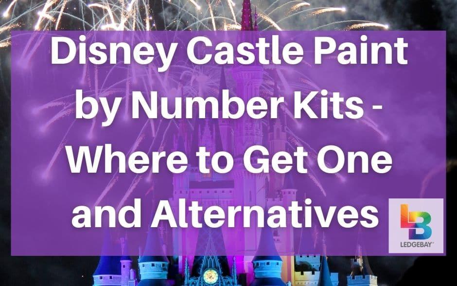 disney-castle-paint-by-number