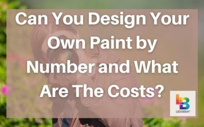 Can You Design Your Own Paint by Number and What Are the Costs?