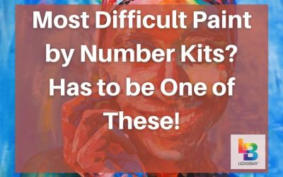 Most Difficult Paint by Number Kits? Has to Be One of These!