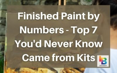 Finished Paint by Numbers – Top 7 You'd Never Know Came from Kits