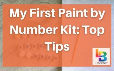 My First Paint by Number Kit: Top Tips